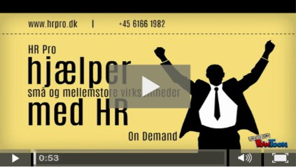 HR HRpro pro video hr on demand introvideo